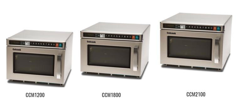 Medium / High Volume, Compact Ovens