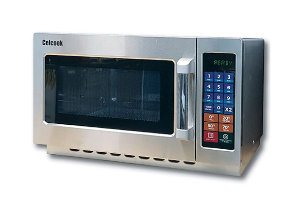 Commercial microwave oven by Celcook