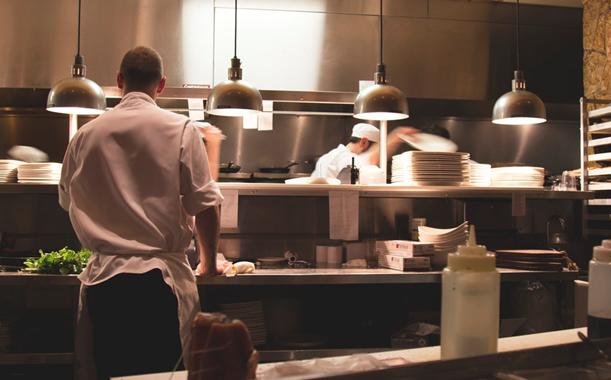 Professional restaurant