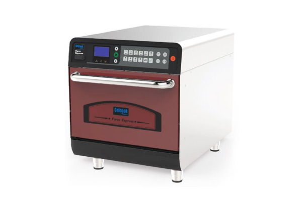 Commercial pizza oven by Celcook, Canada