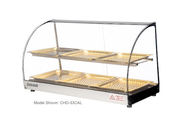 Celcook - Celcook Heated Cabinets & Display Cases