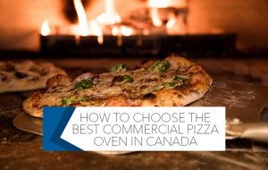 How to choose commercial pizza ovens